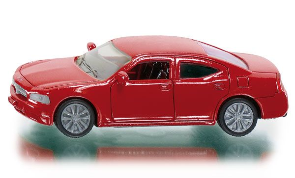 Siku - Dodge Charger  - Hobby Lobby CollectorStore
