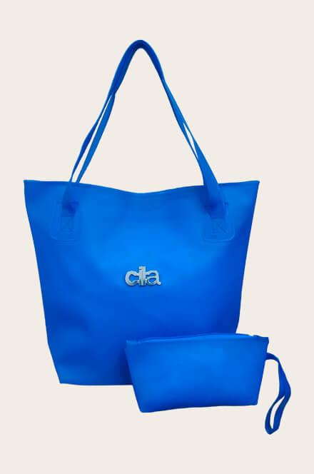 BOLSA RG  C/ZIPER PLASTICO  - Cila Beachwear
