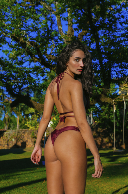 SUT CORTININHA CORRENTE   CALCINHA ASA DELTA COMFY  - Cila Beachwear
