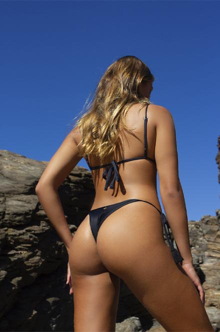 SUT CORTININHA RECORTE | CALCINHA LACINHO RECORTE  - Cila Beachwear