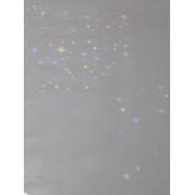 Bopp 3d Holográfico - Little Stars - Laminação a Quente - 22cm - 10 metros - OUTLET
