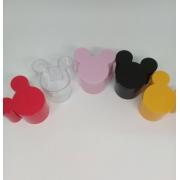 Caixinha do Mickey para Lembrancinhas Coloridas kit com 10 Unidades
