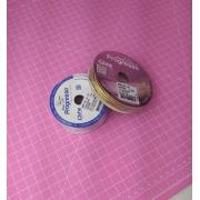 Elástico Roliço M060 - Metálico - 2mm c/25mts - Fitas Progresso