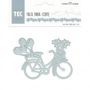 Faca Para Corte Elegance - Média - Bicicleta - Toke e Crie