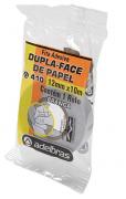 Fita Dupla Face Flow-Pack - 12mm x 10m - Adelbras