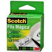 Fita Mágica - Scotch 810 - 19mmx33m - 3M