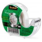 Fita Mágica Scotch com dispenser 12x10m - 3M