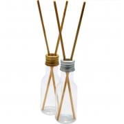 Frascos para Aromatizador Plástico de 50 ml kit com 10 Unidades