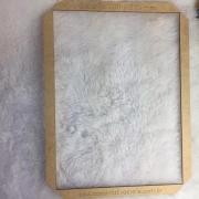 Gabarito MDF tipo moldura -  20x27,5cm - Universitário II - Encadernação e Cartonagem