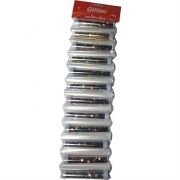 Glitter PVC Estrelinha Sortida Pacote c/12 unidades - 3g cada 253.2.99 - VMP