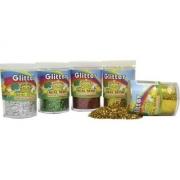 Glitter PVC - Pote 3g - Real Seda
