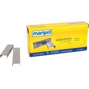 Grampo para Grampeador 26/6 galvanizado 5.000 grampos - Maripel