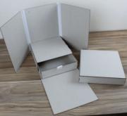 Kit Cartonagem - Caixa Cenário com Gaveta 18,5x18,5x25 - 1 unidade