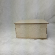 Kit Cartonagem - Caixa Livro 10x10x5 - 5 unidades