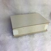 Kit Cartonagem - Caixa Livro 10x15x4 - 5 unidades