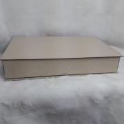 Kit Cartonagem - Caixa Livro 20x30x5 - 5 unidades