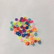 Misturinha para Shaker Box Casa Criativa Florzinha Colorido 06MM - 15G (Emborrachado)