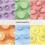 Papel Candy Plus - A4 - 180g/m² - 10 Folhas