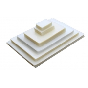 Plástico polaseal 0.07 80x110mm RG/Título Eleitor - 100 unidades