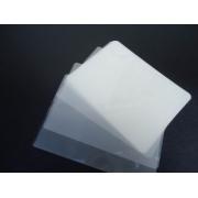 Plástico polaseal 0.10 66x99mm Título Eleitor - 100 unidades