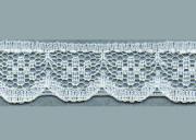 Renda Poliamida Ref. RR025 - 1,0cm - 10 metros
