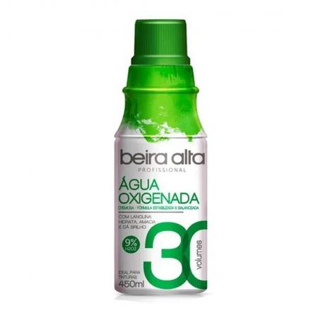 Agua Oxigenada 30 Volumes 450ml - Beira Alta