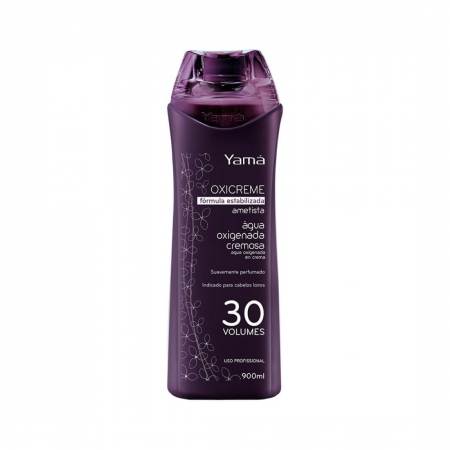 Água Oxigenada Oxicreme Ametista 30 Volumes 900ml - Yamá