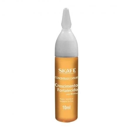 Ampola de Vitamina Crescimento Fortalecido 10ml - Skafe
