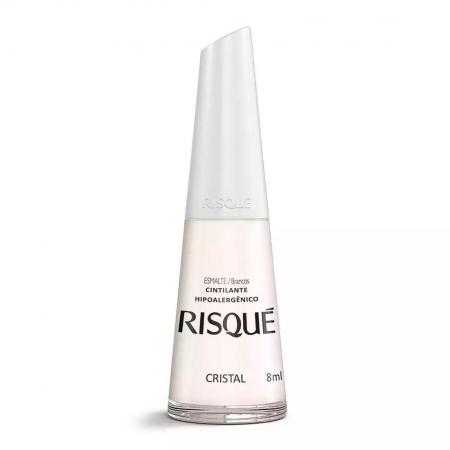 Esmalte Cintilante Cristal 8ml - Risqué