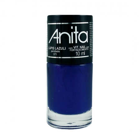 Esmalte Cremoso Lápis Lazuli 10ml - Anita