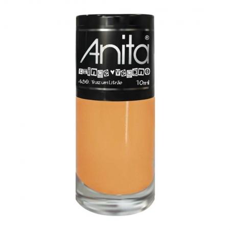 Esmalte Cremoso Traz Um Litrão 10ml - Anita