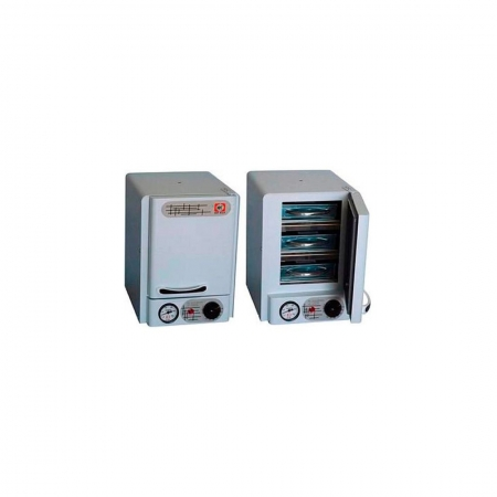 Estufa Triplex Hot Kiln Bivolt 6L - G.A.R Acessórios de Beleza
