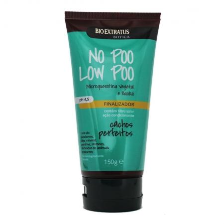 Finalizador No Poo Low Poo 150g - Bio Extratus