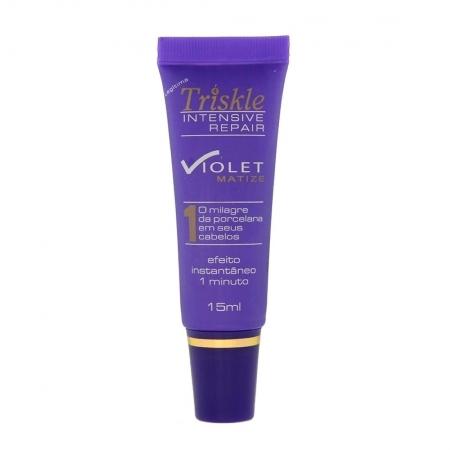Hidratação Efeito Instantâneo Violet Matize Intensive Repair  15ml - Triskle