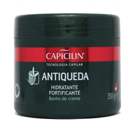 Hidratante Fortificante Antiqueda 350g - Capicilin