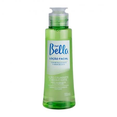 Loção Facial Ação Calmante e Hidratante 110ml - DepilBella