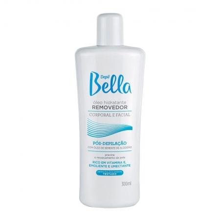 Óleo Hidratante Removedor 300ml - Depil Bella