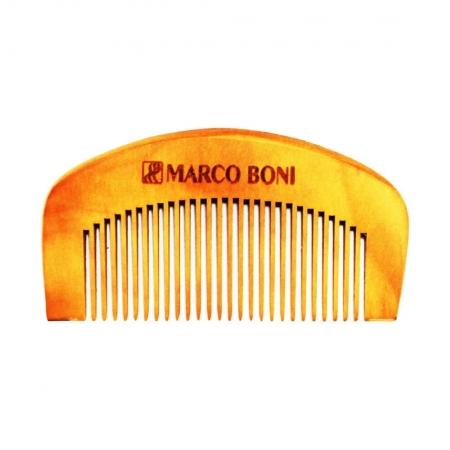 Pente de Madeira para Barba e Bigode Ref.1360 - Marco Boni