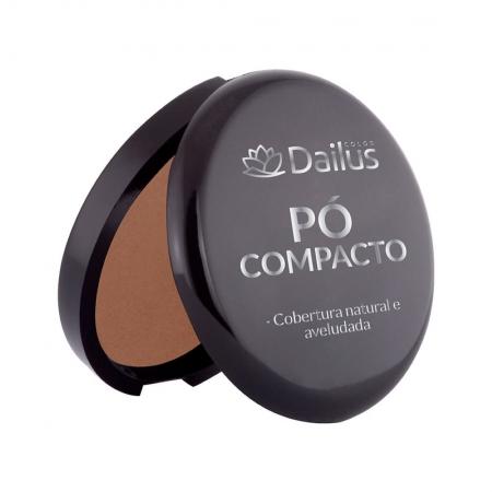 Pó Compacto Chocolate n°10 10g - Dailus Color