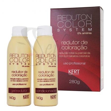 Redutor de Coloração Reduton Color System 0% Amônia 280 g - Kert