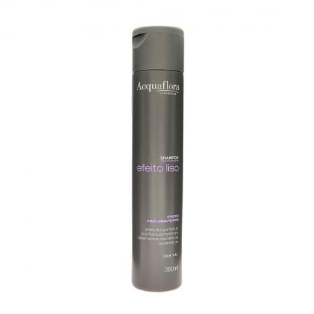 Shampoo Efeito Liso sem Sal 300 ml - Acquaflora