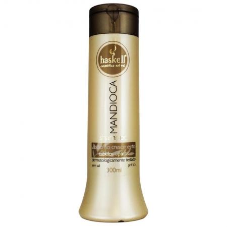 Shampoo Mandioca 300ml - Haskell