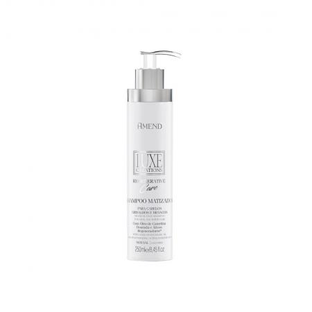 Shampoo Matizador Luxe Creations Regenerative Care 250g - Amend