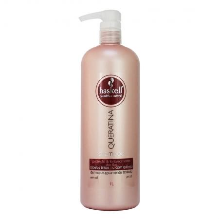 Shampoo Queratina sem Sal 1L - Haskell
