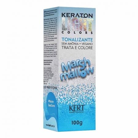 Tonalizante Keraton Light Colors Marshmallow 100g - Kert