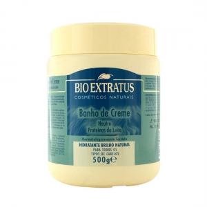 Banho de Creme Neutro Proteínas do Leite 500g - Bio Extratus