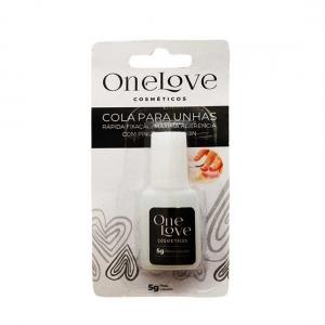 Cola Para Unhas Com Pincel 5g - One Love