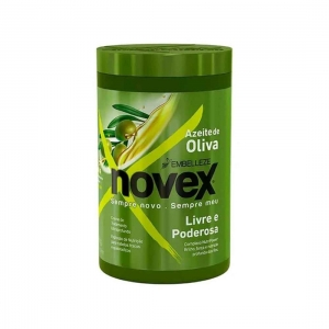 Creme de Tratamento Novex Azeite de Oliva 400g - Embelleze
