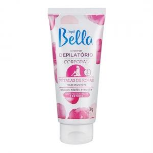 Creme Depilatório Corporal Pétalas de Rosas 100g - Depil Bella