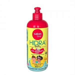 Creme Hidra Multifuncional 4 em 1 Kids 300ml - Salon Line